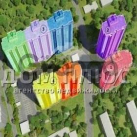Продается квартира 1-ком 48 м² Трутенко Онуфрия