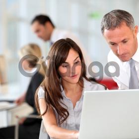 На постоянную работу требуется секретарь (помощник) руководителя.