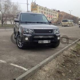 Land Rover Range Rover Sport, I Рестайлинг 3.0d AT (245 л.с.) 4WD 2010 г.
