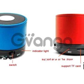 Портативная мини колонка с Bluetooth Beats Beatbox (micrоSD) (цвета в ассортименте) *1211