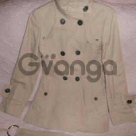 Куртка zara, хлопок 42-44 размера