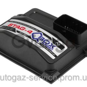 Комплект ГБО 4 поколения Stag Q-BOX Basic 4 цил