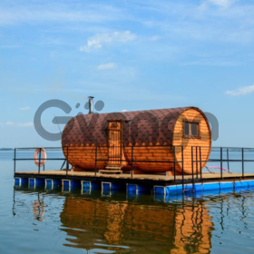 Бани-бочки из кедра, кедровые купели, гриль-домики и модульные дома в Ростове-на-Дону