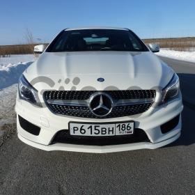 Mercedes-Benz CLA-klasse 200 1.6 AT (156 л.с.) 2015 г.