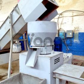 Пласткомпактор, капсулятор тканого полипропилена, пленок. 600 кг/час. Покажу в работе. Видео. В наличии.