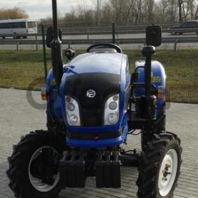 Мини-трактор DongFeng-244D (Донг Фенг-244Д) c ГУР