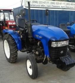 Мини-трактор Jinma-260E (Джинма-260Е)