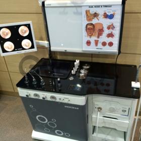 Рабочее место лор врача -  Лор КомбайнUE 3000 Plus (Юж. Корея)