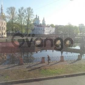 Сдается в аренду квартира 1-ком 40 м² набережная канала Грибоедова, 122, метро Садовая