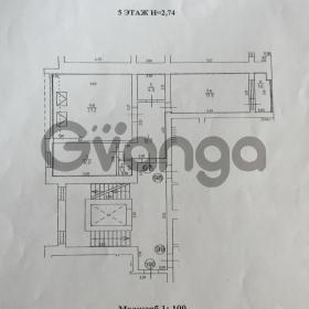 Продается квартира 2-ком 73 м² Солнечная 17