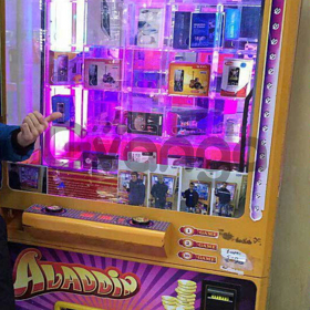 Призовой Автомат Аладин