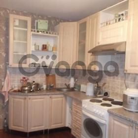 Сдается в аренду квартира 1-ком 43 м² улица Латышских Стрелков, 17к1, метро Ладожская
