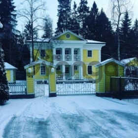 Сдается в аренду дом 7-ком 150 м² поселок Хлюпинского лесничества