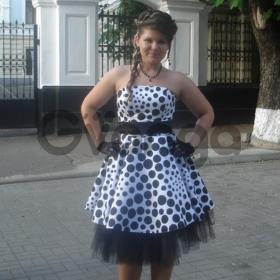 выпускное стильное платье недорого