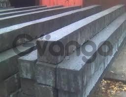 Столбы для забора ЖБИ (бетон/метал/дерево)