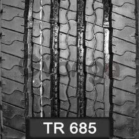 Нові шини Triangle TR685 (215/75R17. 5 135/133L)