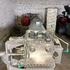 Каскадная линия грануляции до 600 кг/час, от производителя. В наличии. Фото, видео.