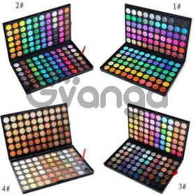 Палитра теней МАС тени 120 цветов 4 вида №1,2,3,4 Mac Cosmetics