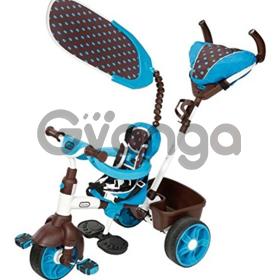 Трехколесный велосипед Little Tikes Trike Sports Edition 4в1