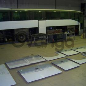 Покраска автобусов