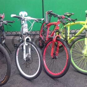 Велосипеды нового поколения
