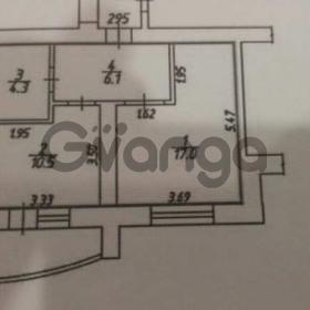 Продается квартира 1-ком 38 м² Солнечный бульвар