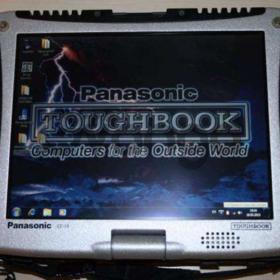 Защищенный ноутбук Panasonik! ГАРАНТИЯ 1 ГОД!!!