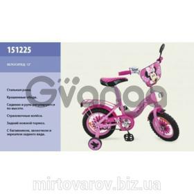 Велосипед 12 дюймов код 151225