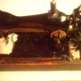 Швейная машинка Подольск 50 годов