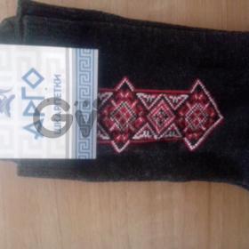 Мужские носки с украинской символикой