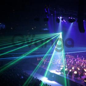 Освещение и звуковое оформление зрительных залов.