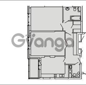 Продается квартира 2-ком 87 м² ,