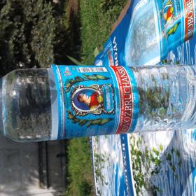 Вода минеральная «Новозбручанська»