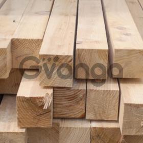 Брус деревьянный цельный