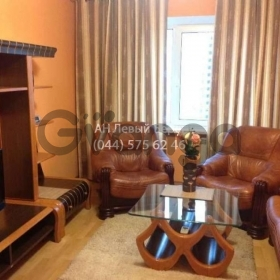 Сдается в аренду квартира 2-ком 78 м² ул. Драгоманова, 3б, метро Позняки