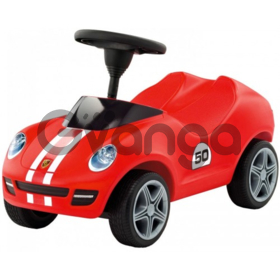 Детская машина каталка BIG Porsche красный