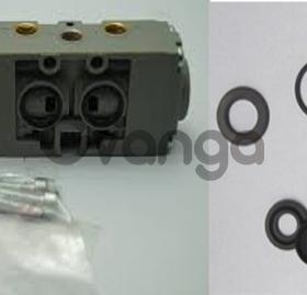 Ремкомплект KITS ZIP к специальному пневмоклапану BOSCH M2.184.1171 - привод натиска офсетной печатной машины Heidelberg SM74