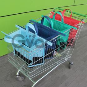 Супер сумка-новинка для покупок в супермаркетах