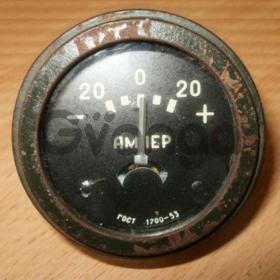 Амперметр автомобильный  б/у