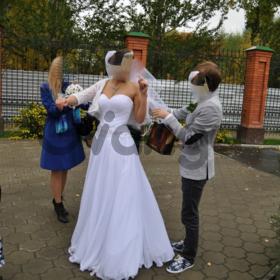 Свадебное платье+ очень много подарков
