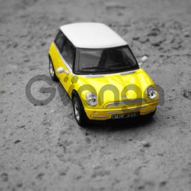 Арендую желтый MINI