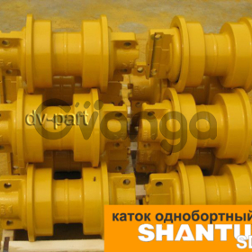 Каток однобортный   для бульдозера Shantui SD13