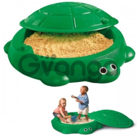 Песочница Little Tikes Веселая Черепаха (620294E13)