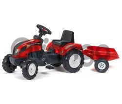Трактор педальный с прицепом Falk 2051А