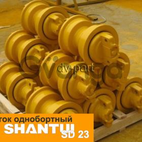 Каток однобортный | бульдозер Shantui SD23
