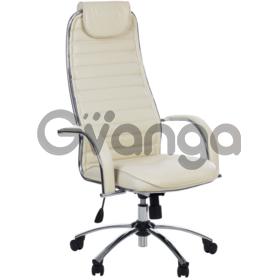 """Компьютерное кресло """"Галакси-Ультра"""" Хром"""