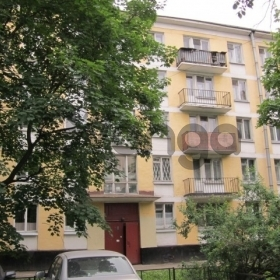 Продается квартира 1-ком 31 м² Кубинская улица, 52, метро Московская