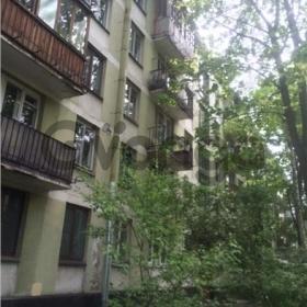 Продается квартира 1-ком 31 м² Варшавская улица, 45 к1, метро Купчино