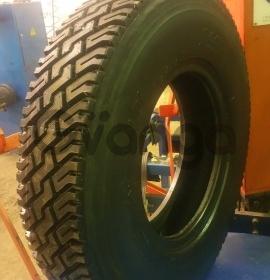 Восстановление протектора грузовых шин