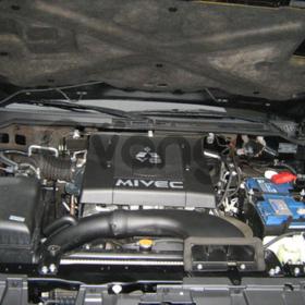 Двигатель б/у (Mitsubishi Pagero Wagon 4) Митсубиси Паджеро Вагон 4 3.8.
